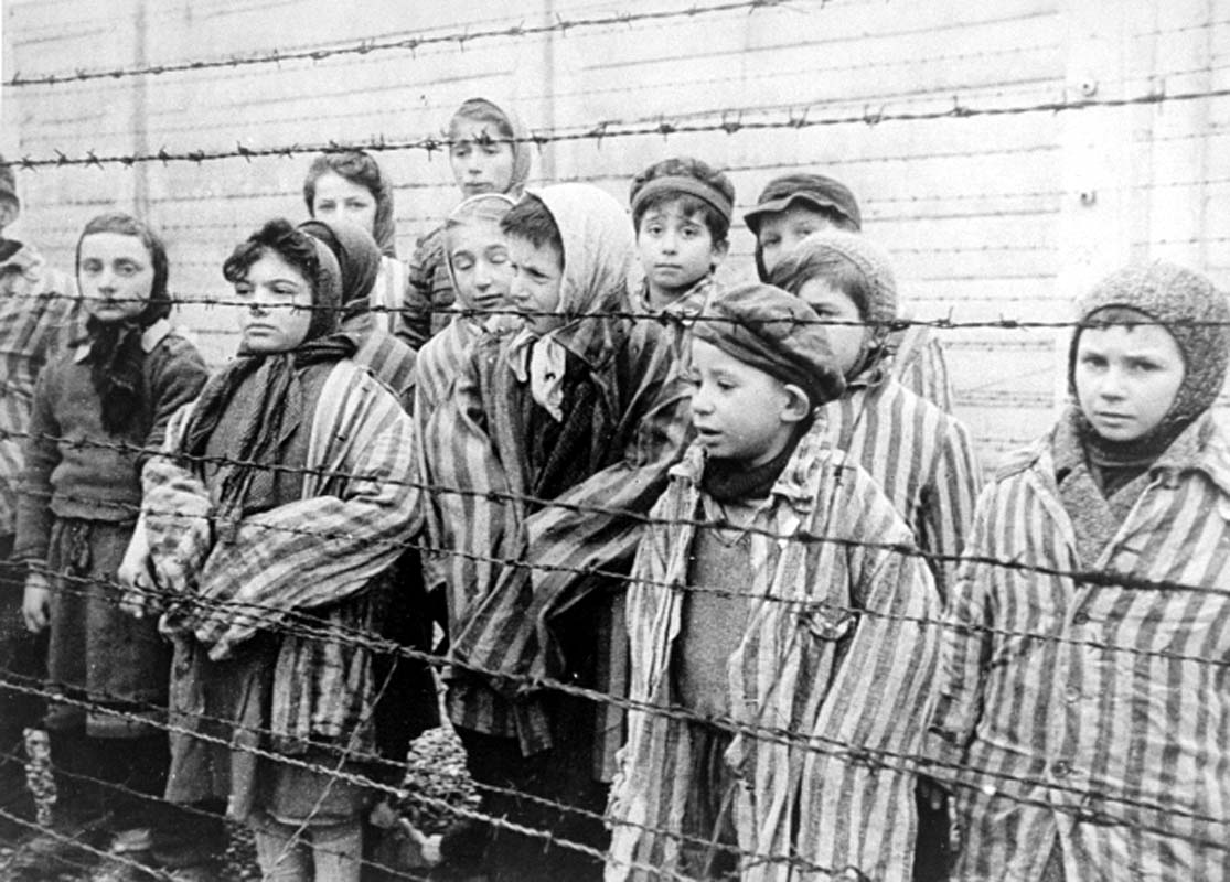 Image result for JEWISH KIDS IN NAZI CAMPS PHOTO